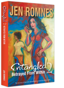 Entangled 2: Betrayed From Within By Jen Romnes