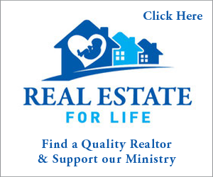 Link to the Real Estate for Life website: Find a Quality Realtor and Support our Ministry